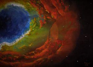 Stellar Nursery Series/ Iris