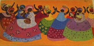 Bahia's dance