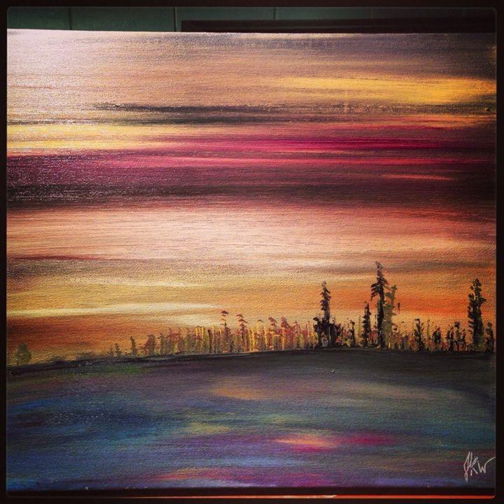 """Kula woods"" - J.K. Woods"