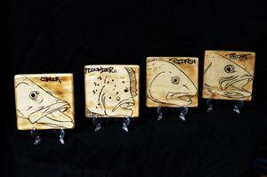 Saltwater Game Fish Series