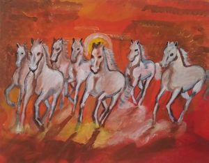 7 Horses of Wealth