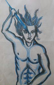 Anger of Shiva