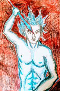 Shiva's Anger