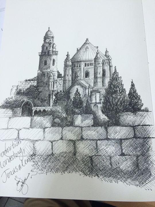 The Dormethion church - Samir saqallah
