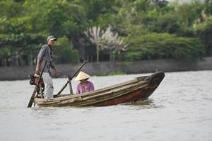 Asian Fisherman