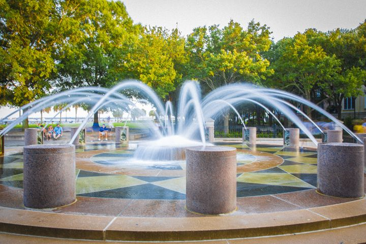 Water spouts - Daniel S. Krieger Photography