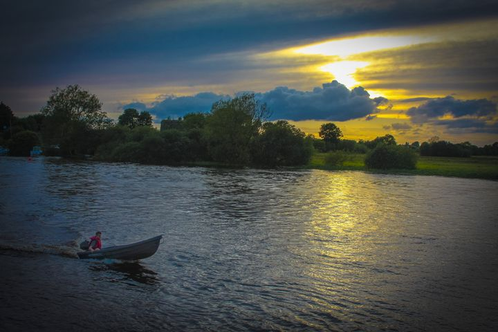 Shannon River - Daniel S. Krieger Photography