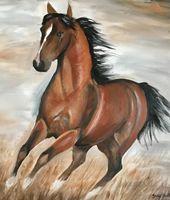 Blue Horse Fine Art Co.