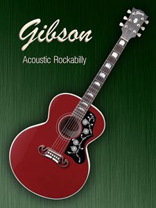 Gibson Acoustic Rockabilly