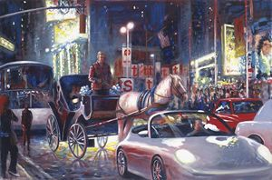"""NEW YORK NIGHTS"" - IMAGE GALLERY"