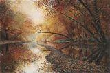 24x36 Gicle' print on canvas
