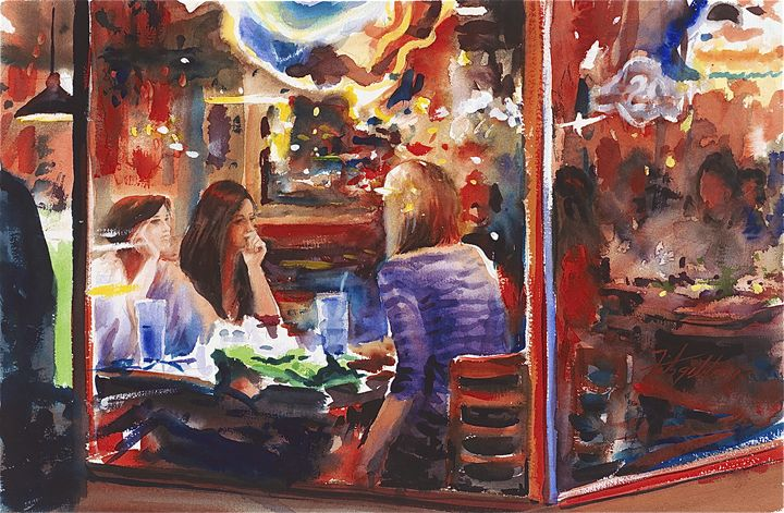 """""""TABLE FOR THREE"""" - IMAGE GALLERY"""