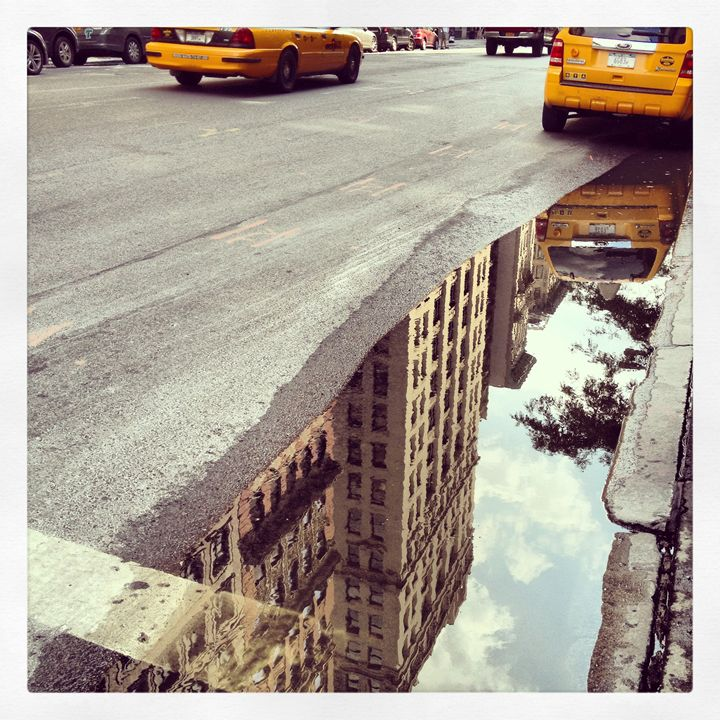 architectural Reflections - Limor's Art
