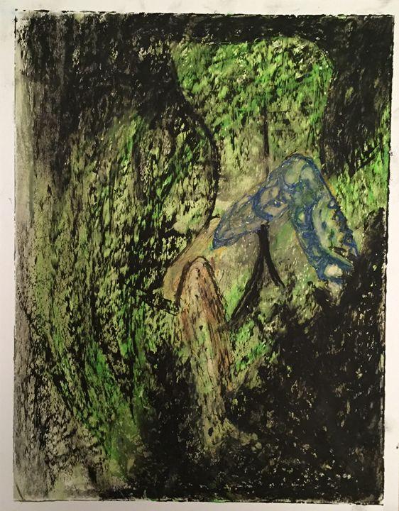 Darkened swamp - BethAnn Louise