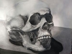 Shakespeare  skull