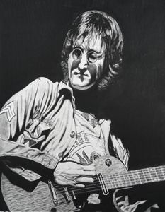 John Lennon Madison Square Garden