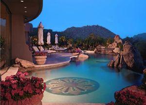 Mosaic Pool design
