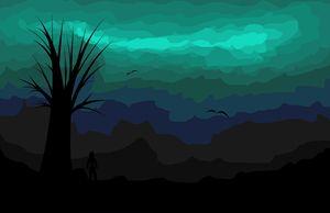 Solitary Night