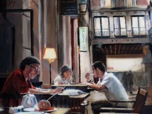 BARCELONA BAR by Kevin Day