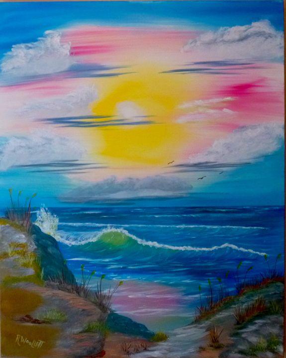 By the Shore - rwoollett