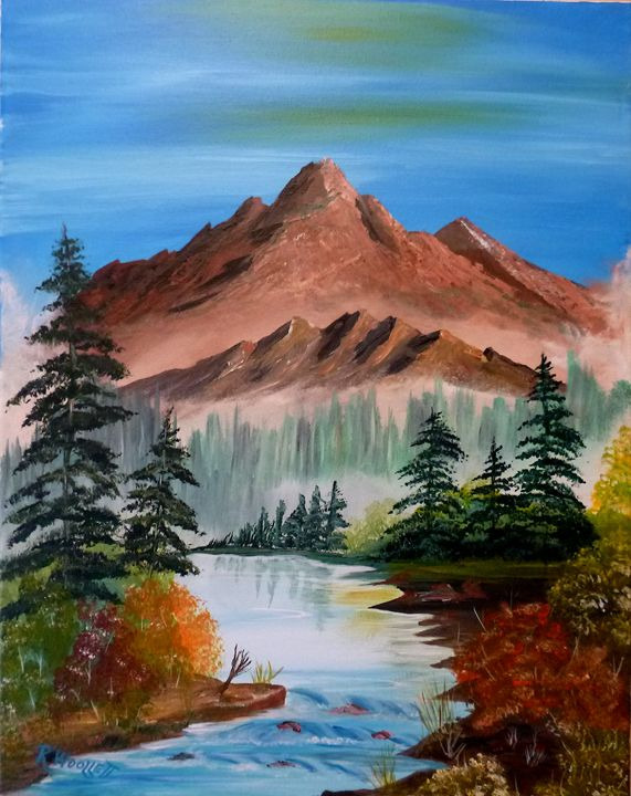 Fall in the Hills - rwoollett
