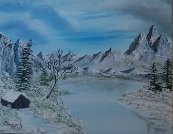Winter Wonder #2 - rwoollett