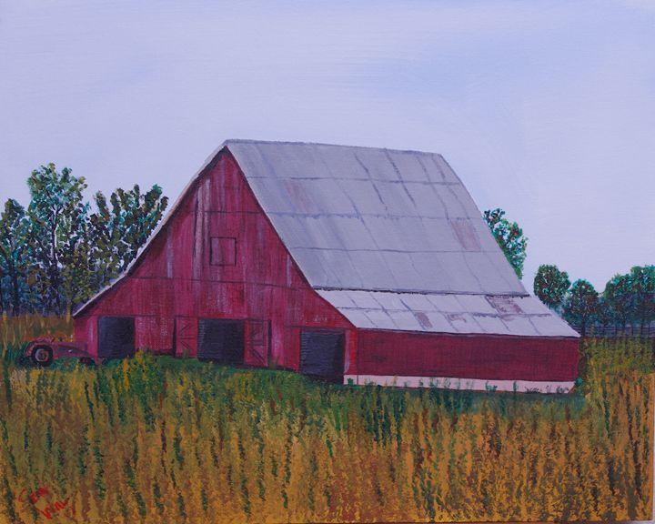 Tin Roof Barn 16 x 20 - Sean Williams' Photography