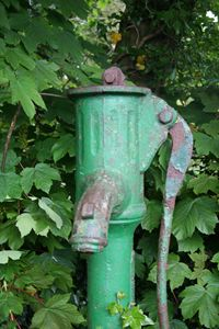 Nobber water pump