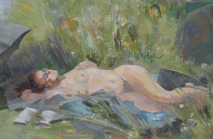 Lazy noon - Art12