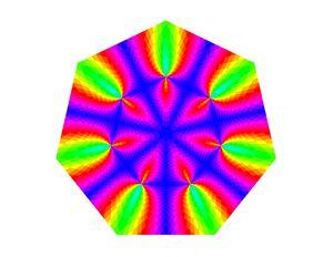 """Rainbow Spin"""