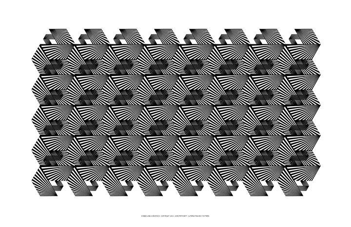 """""""Box Pattern"""" - SYMMO GRAPHICS"""