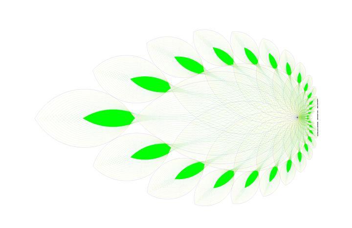 """Trumpet plant"" - SYMMO GRAPHICS"