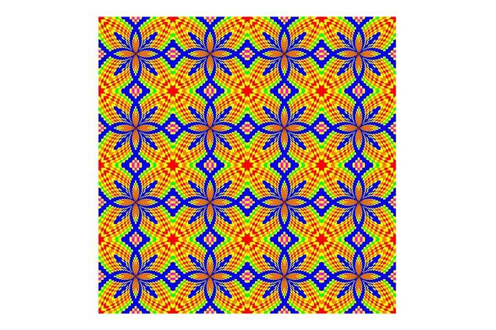 """Stunning Mosaic"" - SYMMO GRAPHICS"