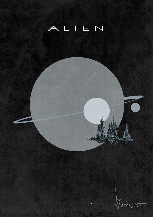Alient 1979 IV - Virnesat