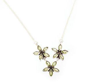Handmade Peridot Necklace