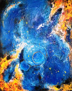 Space - Timeless Art On Canvas
