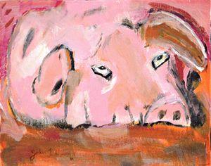 The Three Little Piggies (No. 2)