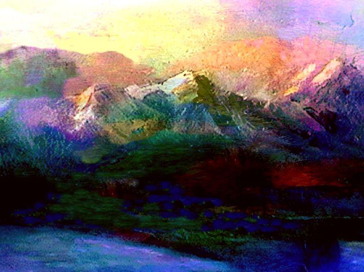 Landscape 1 - Meerzad