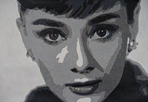 Portrait - Audrey Hepburn