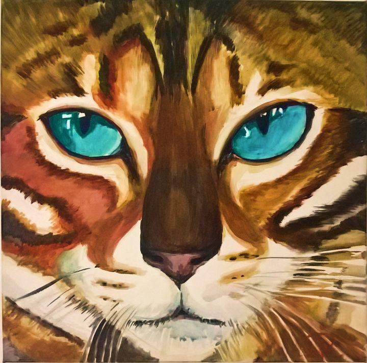 Small tiger - Roll'Inspirat