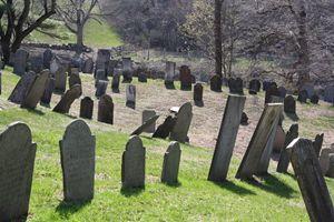 old headstones