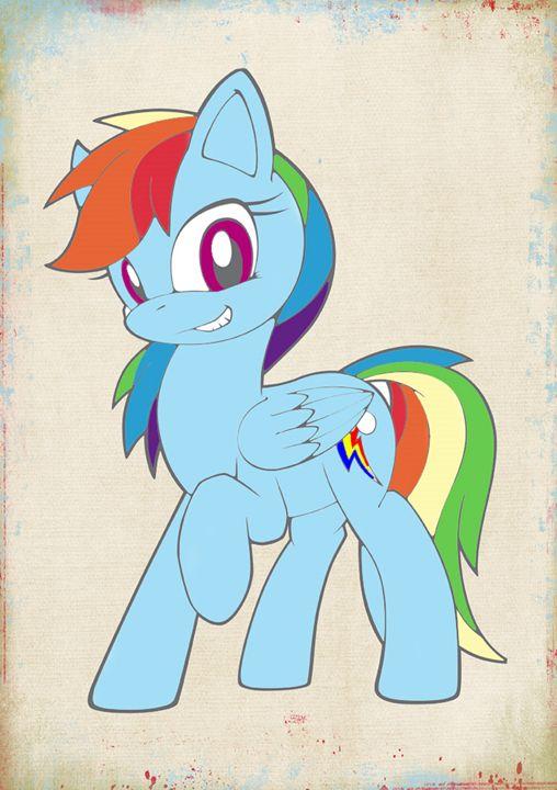 Rainbow Dash-1 - Cosplay Jessie