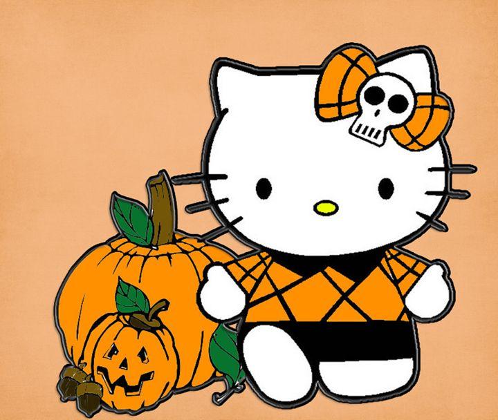 Hello Kitty-3 - Cosplay Jessie
