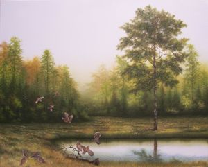 Quail Haven - Creative Works of Jerry Sauls