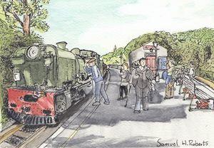 Welsh Mountain Railway