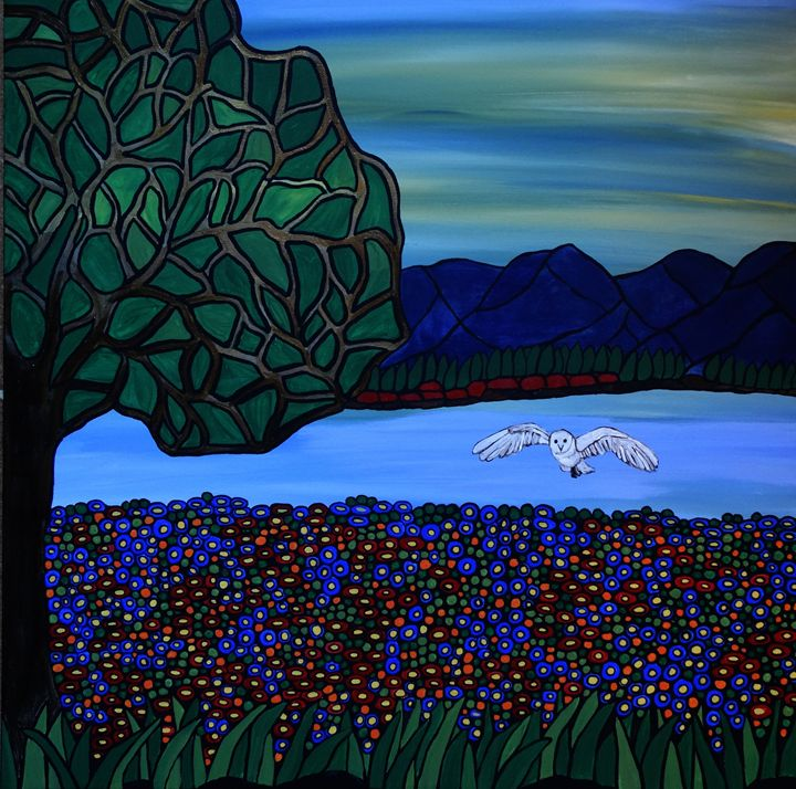 The Meadow Hunt - Northern Lights Art Co.