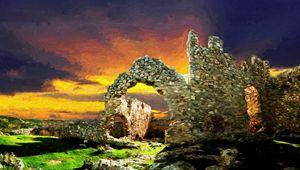 Oxi castle