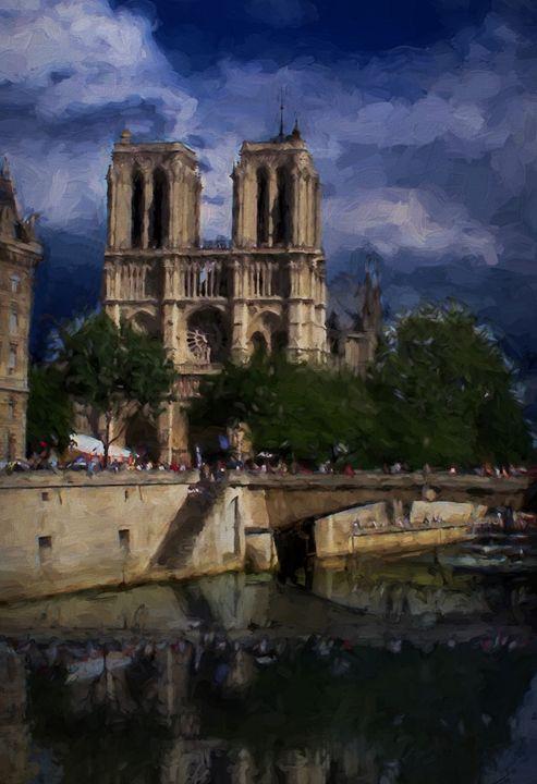 Notre Dame - Zeitlin Gallery