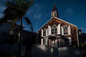 St. Martin clock house