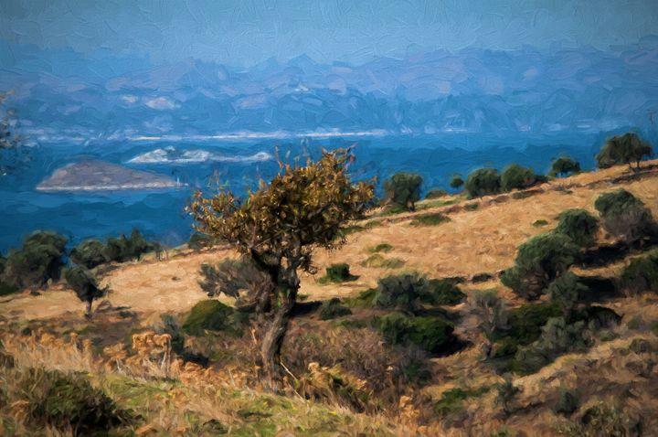 Evias Island - Zeitlin Gallery